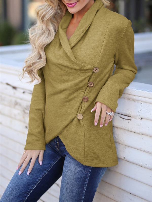 Cardigan Long Sleeve Sweater