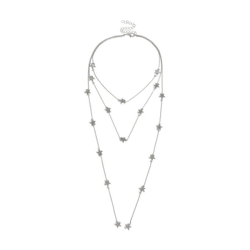 Star Multi-layer Necklace
