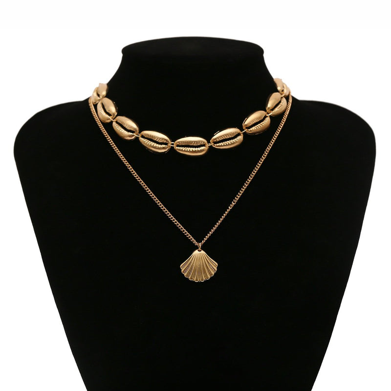 National Style Multi-layer Necklace