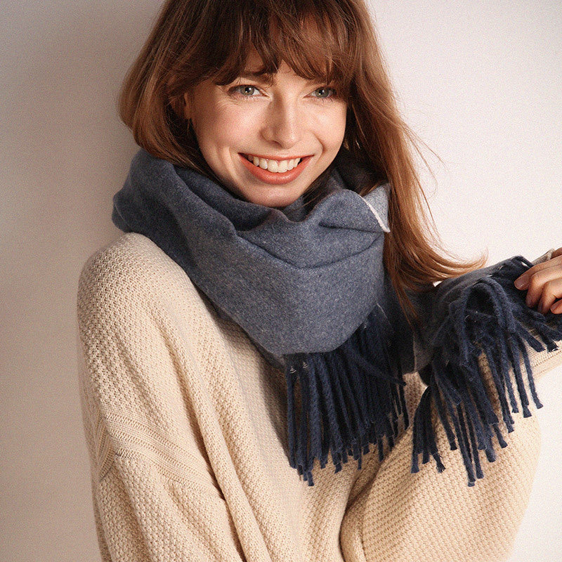 Plain Soft Scarf