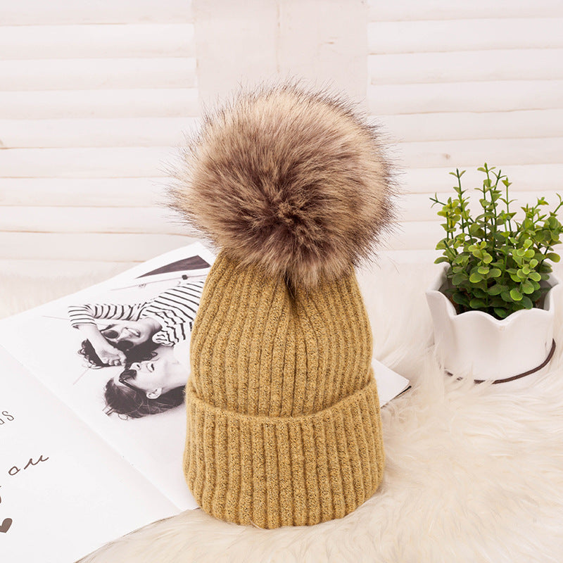 Thicken New Wool Hat