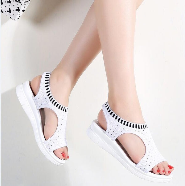 Platform Breathable Comfort Sandals