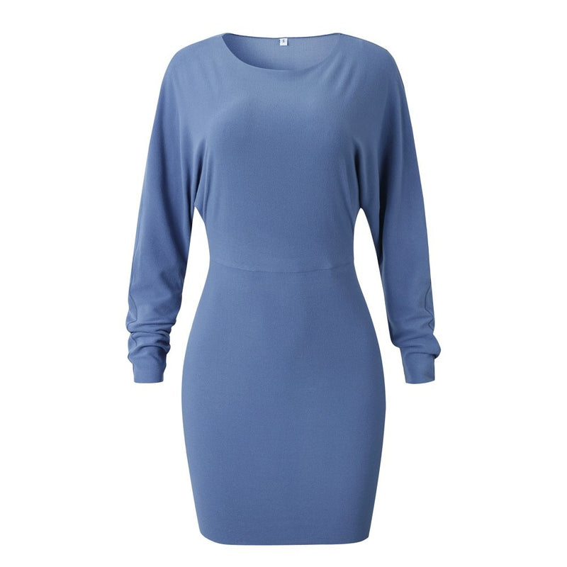 Casual Long Sleeve Bodaycon Dress