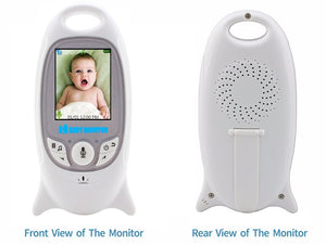 Wireless Video Baby Monitor w/NightVision