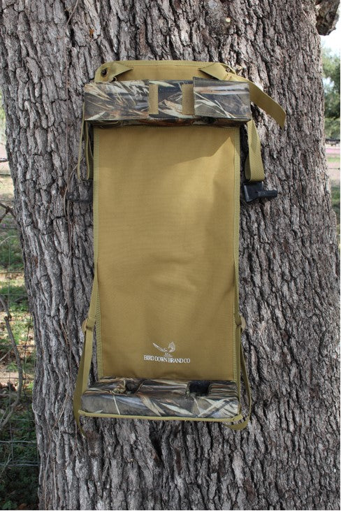 NEW Waterfowl Shotgun Rest- Tan and Camo