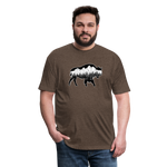 Buffalo t-shirt, buffalo shirt, bison shirt, bison t-shirt, Buffalo Silhouette shirt, buffalo silhouette t-shirt, grand teton shirt, grand teton t-shirt, constellation shirt, constellation t-shirt, mountain shirt, mountain t-shirt