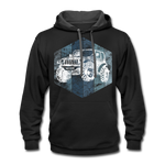 Unisex Hoodie : Blue & White Jeep - black/asphalt; Jeep Hoodie, Jeep Hoodie, Jeep Sweatshirt, Jeep Girl Sweatshirt, Jeep Girl Hoodie, Overland Jeep Sweatshirt, Overland Jeep Hoodie, Blue and White Jeep Sweatshirt, Blue and White Jeep Hoodie, Jeep Lover Sweatshirt, Jeep Lover Hoodie