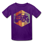 Youth T-Shirt : Rainbow Jeep - purple; Jeep t-shirt, Jeep Shirt, Jeep T, Jeep Girl shirt, Jeep Girl t-shirt, Overland Jeep Shirt, Overland Jeep T-Shirt, Rainbow Jeep T-Shirt, Rainbow Jeep Shirt, Jeep Lover Shirt, Jeep Lover T-Shirt