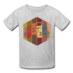 Youth T-Shirt : Pop Art Jeep - heather gray; Jeep t-shirt, Jeep Shirt, Jeep T, Jeep Girl shirt, Jeep Girl t-shirt, Overland Jeep Shirt, Overland Jeep T-Shirt, Rainbow Jeep T-Shirt, Rainbow Jeep Shirt, Jeep Lover Shirt, Jeep Lover T-Shirt, pop art jeep shirt, pop art jeep t-shirt, 80's Jeep Shirt, 80's Jeep T-Shirt
