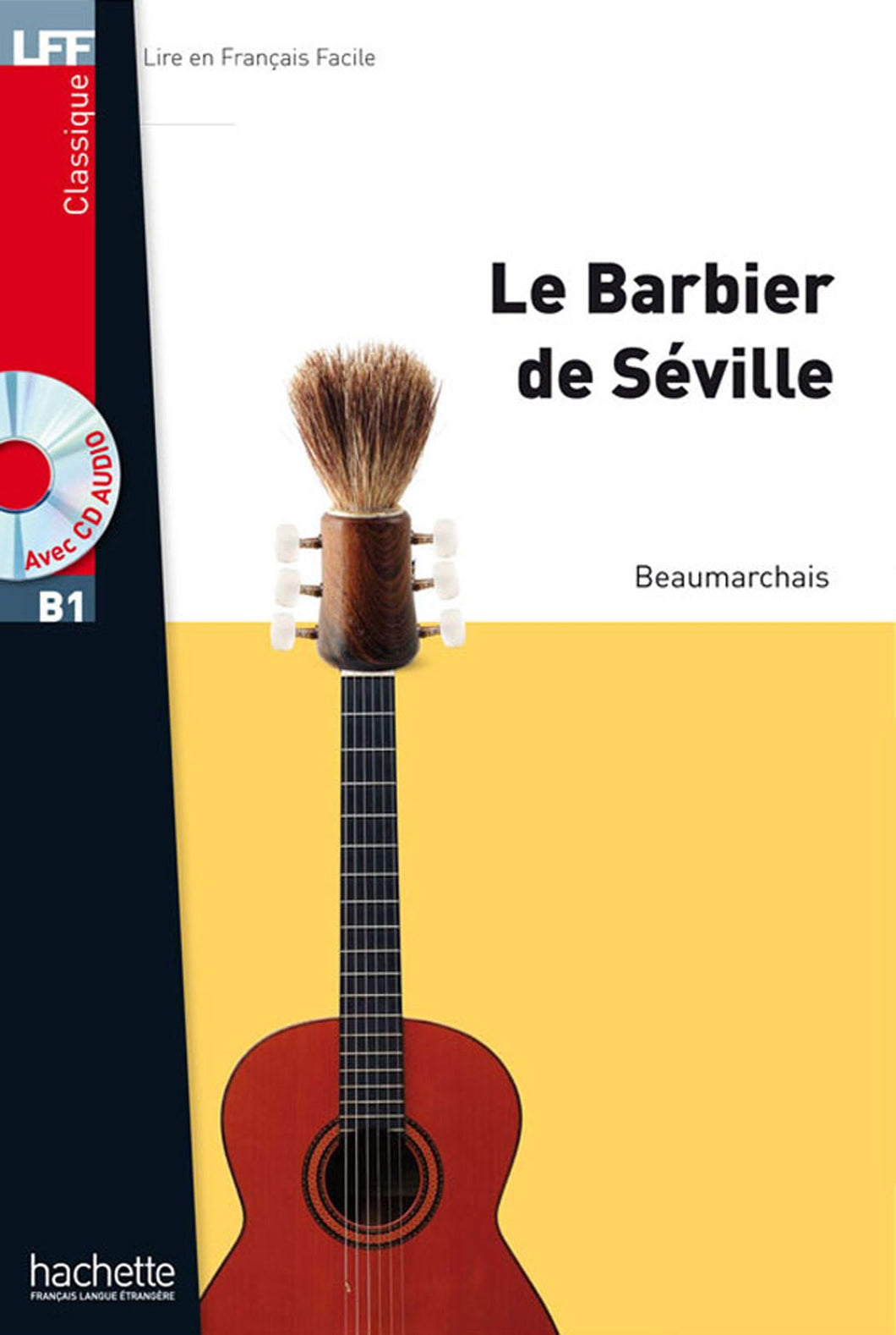 Le Barbier de Séville + CD Audio MP3 - Rayon FLE