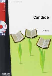 LFF B1 : Candide + CD audio MP3 - Rayon FLE