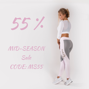 55 % Mid-Season Sale