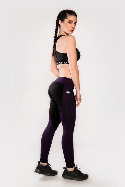 Epic Force Aubergine Tights