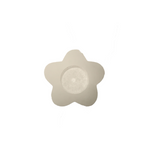 Selenite Flower Candle Holder