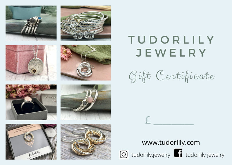 Gift Certificate (Email or Post)