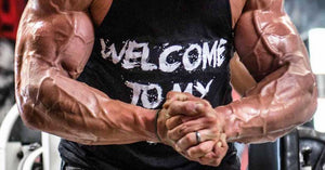 Big Forearms without Dumbbell Wrist Curls