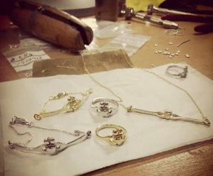 Designing and Making My First Fine Jewellery Collection