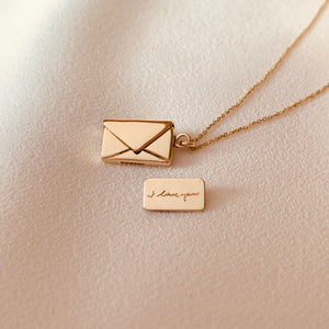 Engrave a Bespoke Handwritten Message