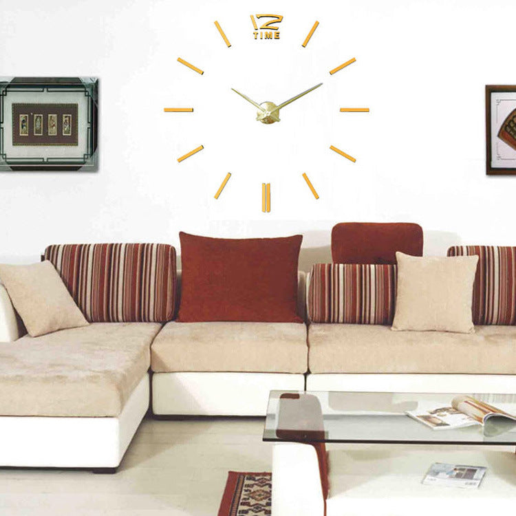 Creative Fashion Decorative DIY Wall Clock