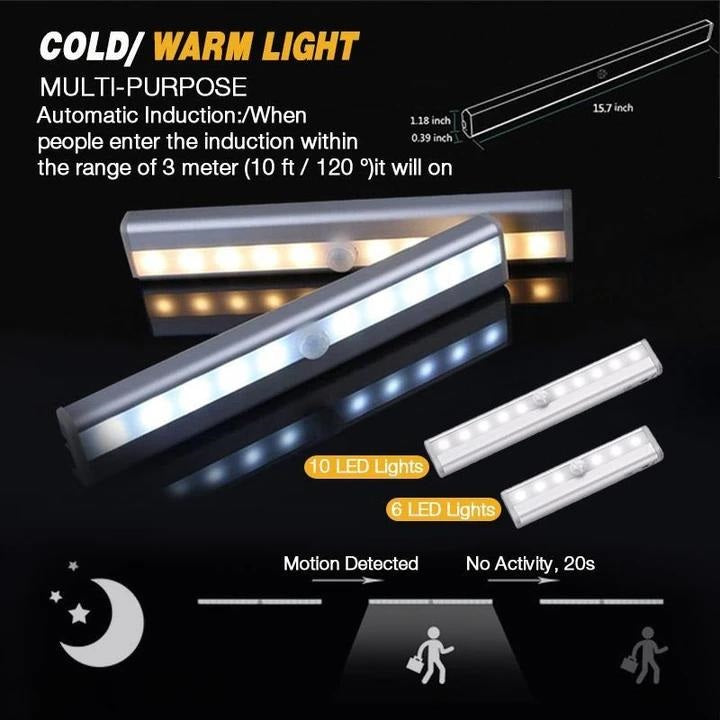 (Limited Stock-Up To 50% OFF)LED Automatic Sensing Light Stripe
