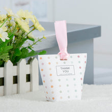 Candy Box Wedding Favor Baby Shower 10 Pieces