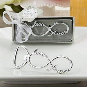 Love Forever Bottle Opener Wedding Favor