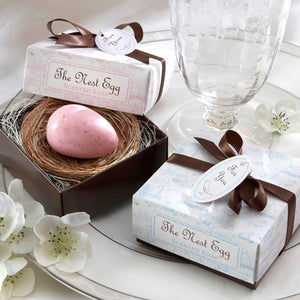 Handmade Egg Soap Wedding Favor 20 Pieces