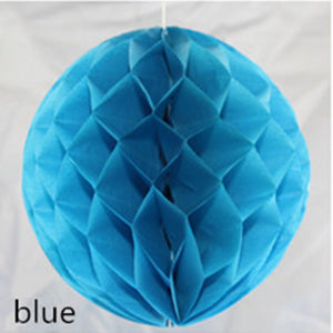 Tissue Paper Flower Honeycomb Balls