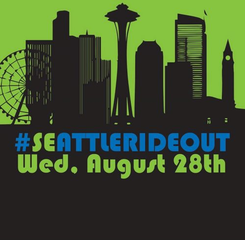 The SEattle Rideout!