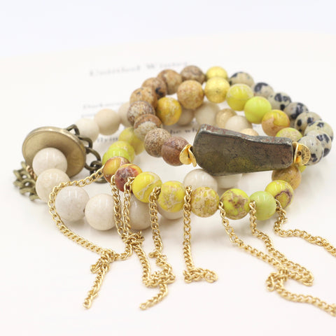 Unknowable Most Spring Bracelet Collection