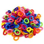 100 Pcs Hair Holders-HappyPandaBags