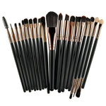 20Pcs Makeup Brush Set-HappyPandaBags