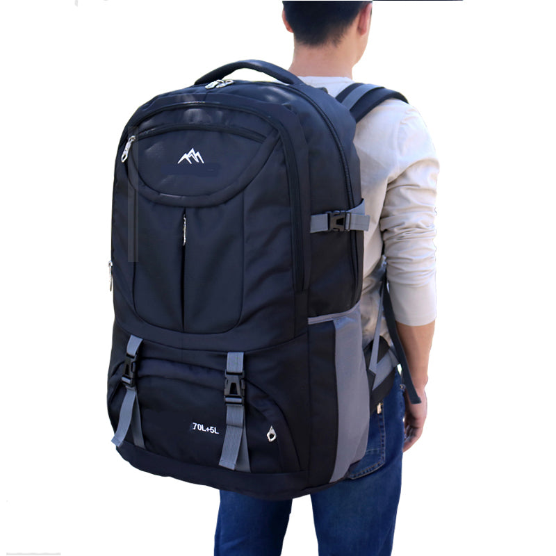 Huge Capacity Backpack-HappyPandaBags