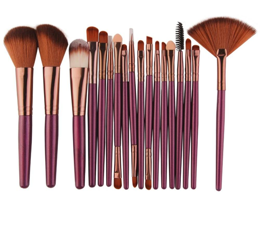 Cosmetic Makeup Brush Set-HappyPandaBags