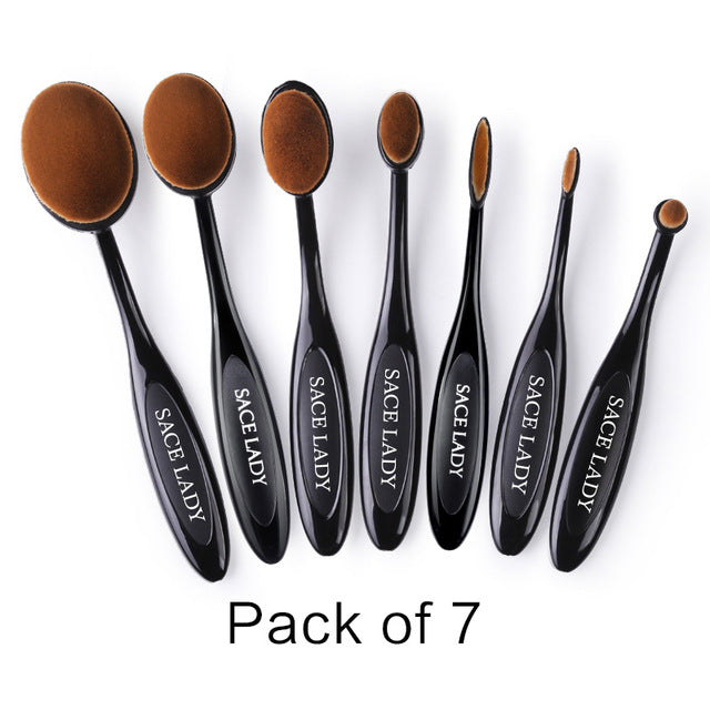 Makeup Brushes Set-HappyPandaBags