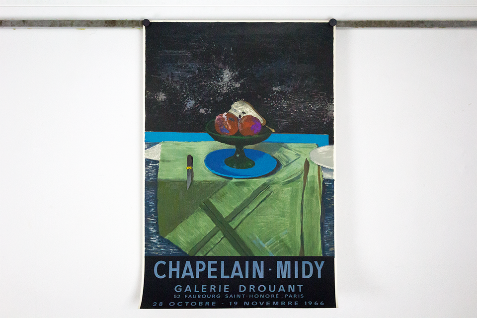 Chapelain-Midy Roger Exhibition - 1964