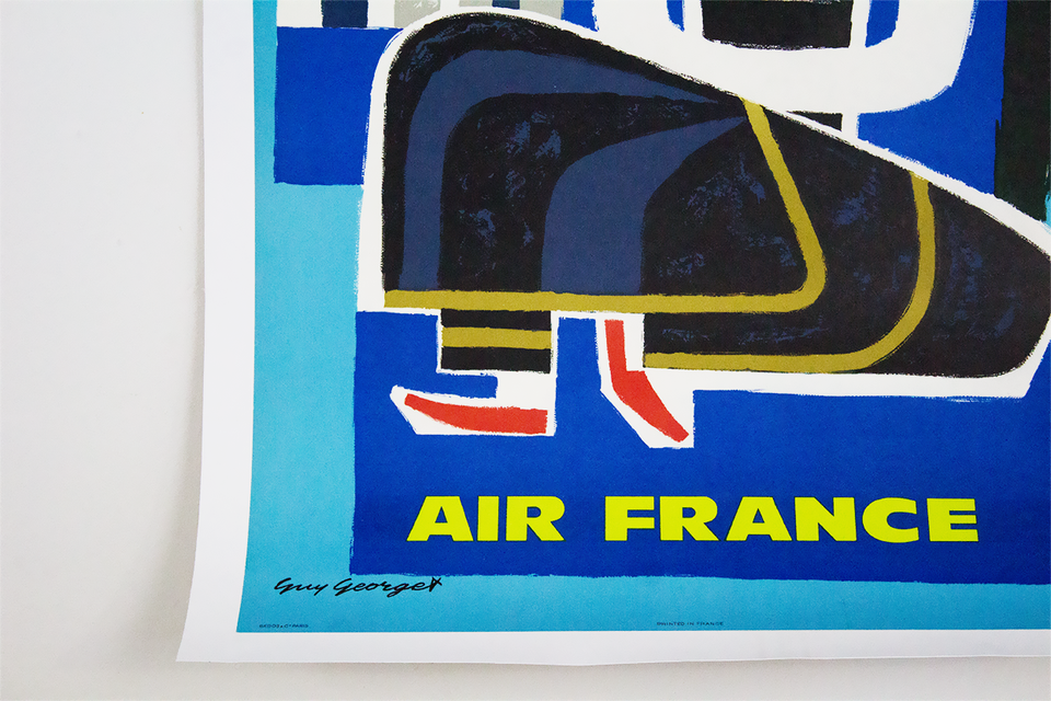 Air France Grece - Guy Georges