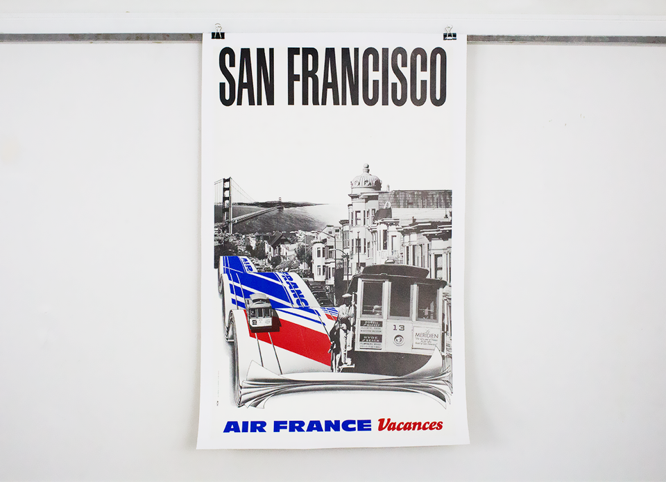 Air France San Francisco