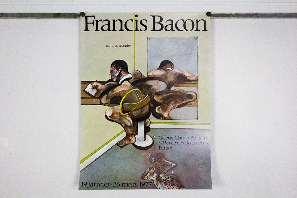 Francis Bacon Exhibition 1977