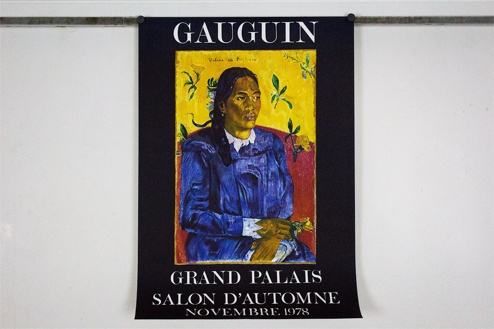 Gauguin Paul Grand Palais 1978