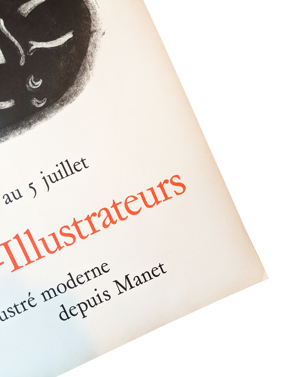 Exhibition Poster Maeght, 1960 - Peintres-Illustrateurs