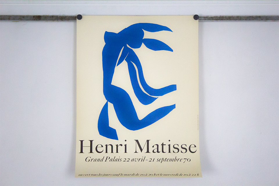 Exhibition Henri Matisse 1970 Grand Palais