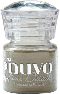 Nuvo Classic Gold fine detail embossing powder