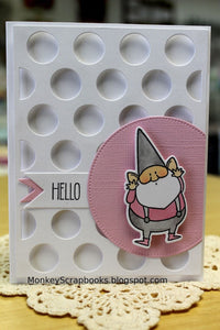 My Favorite Things acrylic stamps & metal dies - You Gnome Me, made in USA