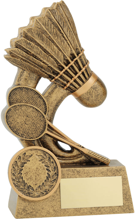 11246 Badminton Trophy