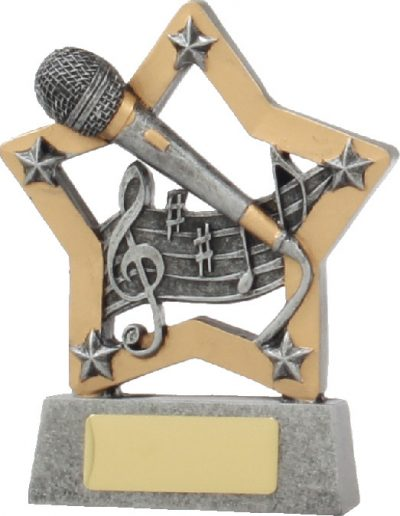 12921 Music Trophy