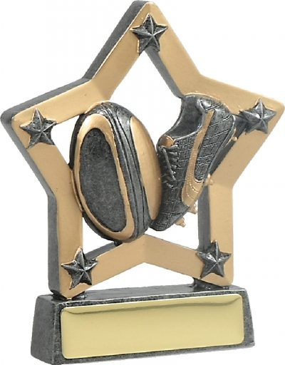 12939 Rugby Trophy