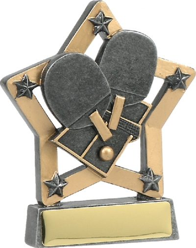 12966 Table Tennis Trophy