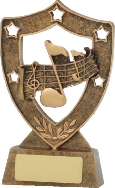 13521 Music Trophy