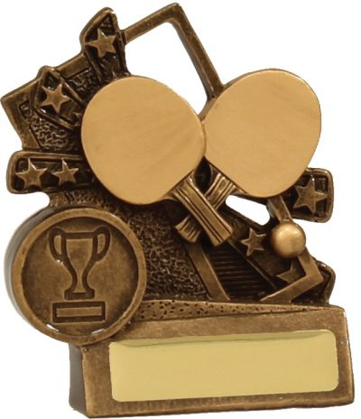 13866 Table Tennis Trophy